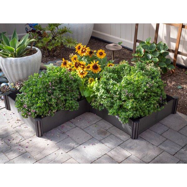 3U Bed Plastic Raised Garden by Watex