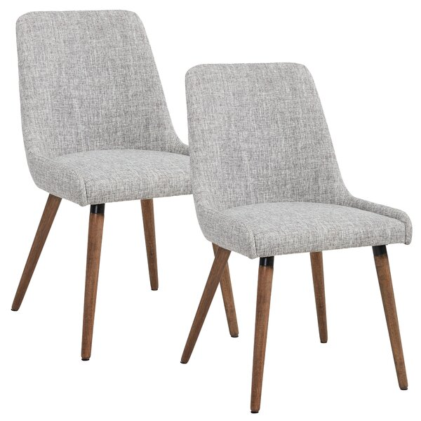 Upholstered Dining Chair (Set of 2) by !nspire