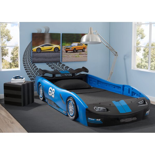Zion Turbo Twin Car Bed by Viv + Rae