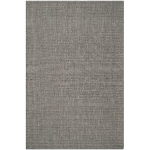 Lovely Greene Hand Woven Gray Indoor Area Rug