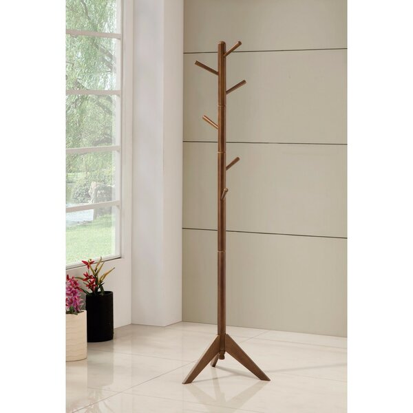 Imhoff Well-made Metal Coat Rack by Wrought Studio