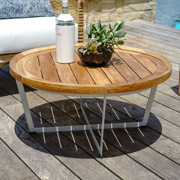 Catalina Teak Coffee Table by Beespoke
