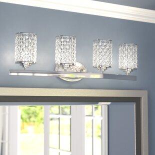 Senters 4 Light Vanity Light
