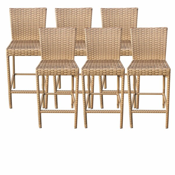 Laguna 30 Patio Bar Stool (Set of 6) by TK Classics
