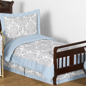 Avery 5 Piece Toddler Bedding Set by Sweet Jojo Designs