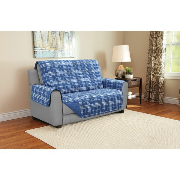 Giannini Furniture Protector Loveseat Slipcover By Charlton Home