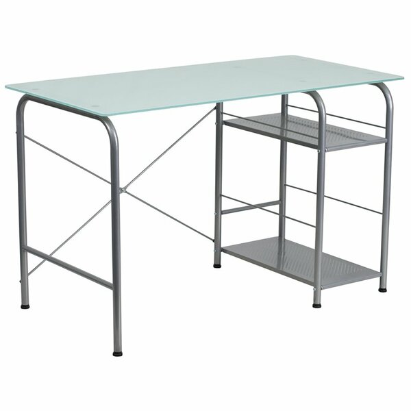 Kuebler Glass Desk