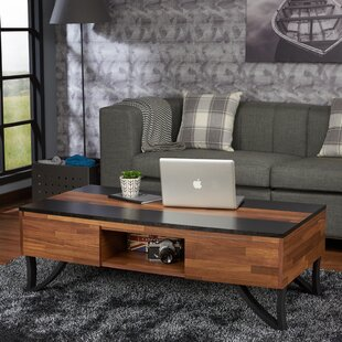 Compare prices Lusby Coffee Table by Brayden Studio