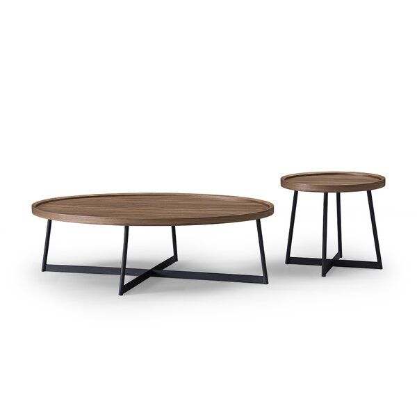 Gatlin 2 Piece Coffee Table Set by Foundry Select Foundry Select