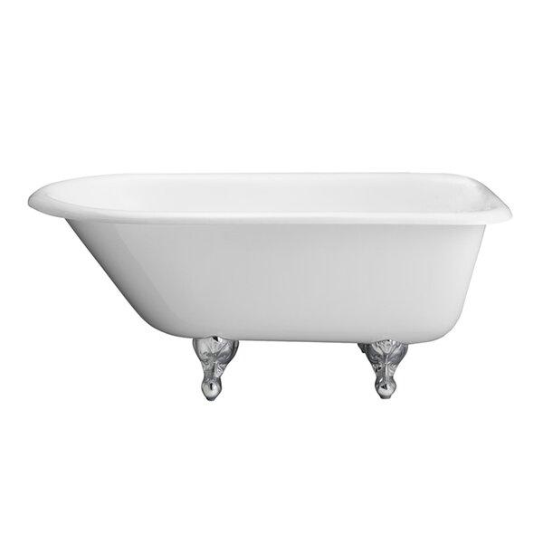 60 x 31 Freestanding Soaking Bathtub by Cahaba Classics