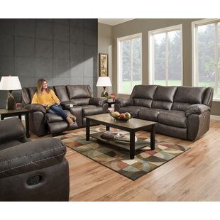 Simmons Upholstery Lena Motion Reclining Sofa Latitude Run