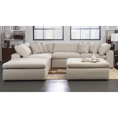 Latitude Run Reversible Modular Sectional Ottoman Sectionals