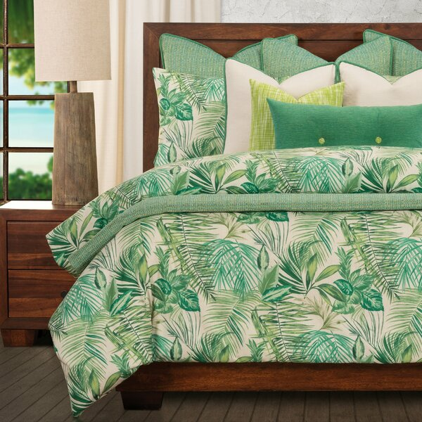 Key West Tropical Duvet Cover and Insert Set