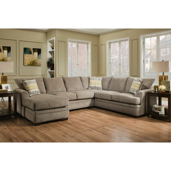 #1 Streator Sectional By Red Barrel Studio