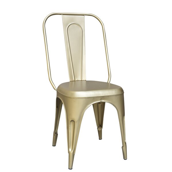 Silvas Dining Chair (Set of 2) by Wrought Studio