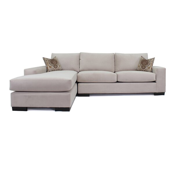 Fordbridge Left Hand Facing Sectional By Darby Home Co