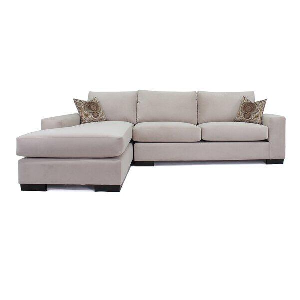 Patio Furniture Fordbridge Left Hand Facing Sectional