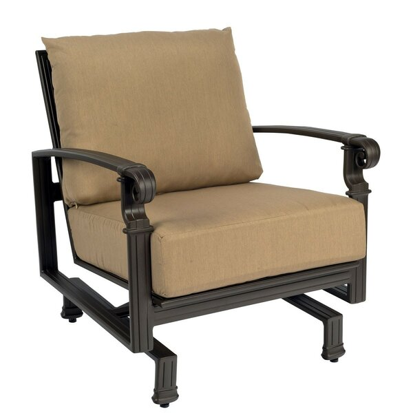 Spartan Spring Patio Chair by Woodard