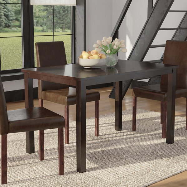 Elderton Dining Table by Andover Mills