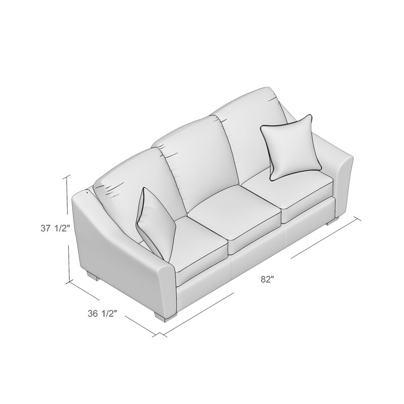 Andover Mills Emmons Sleeper Sofa Amp Reviews Wayfair