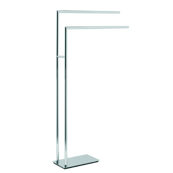 Etoile Free Standing Towel Stand by Valsan