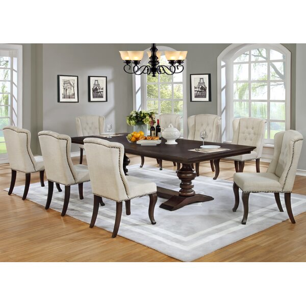 Encore Dining Table by Winston Porter Winston Porter