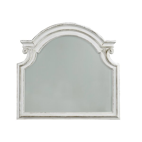 Niels Arched Dresser Mirror by One Allium Way