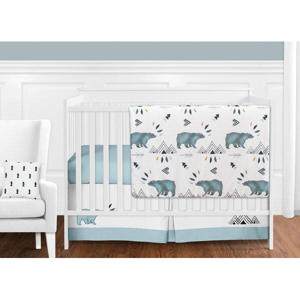 Bear Mountain 11 Piece Crib Bedding Set by Sweet Jojo Designs