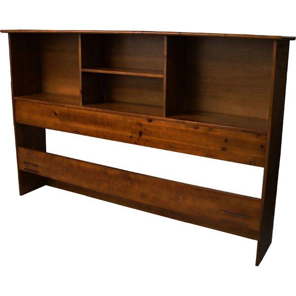 Gordon Bookcase Headboard by Red Barrel Studio