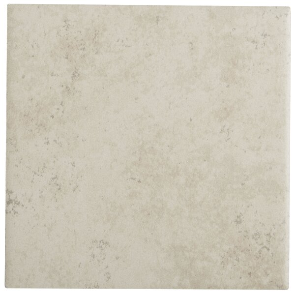 Jacobson 6 x 6 Ceramic Field Tile in Bone by Itona Tile