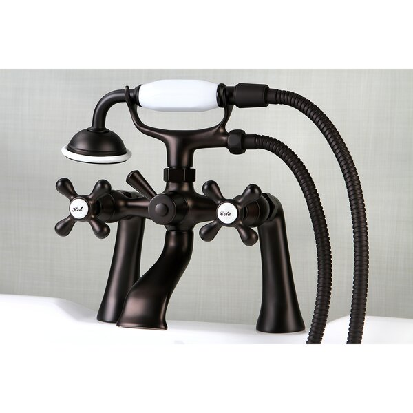 Kingston Deck Mount Clawfoot Tub Faucet by Kingsto