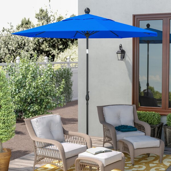 9' Market Umbrella By Willa Arlo Interiors by Willa Arlo Interiors Top Reviews