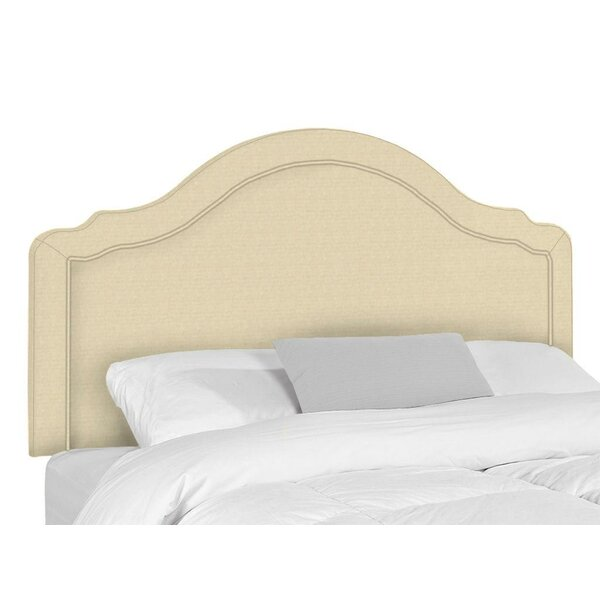 Mill Upholstered Panel Headboard by Klaussner Furniture