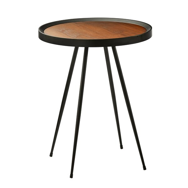 Veney End Table by George Oliver