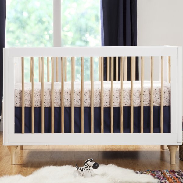 Lolly 3-in-1 Convertible Crib by babyletto