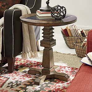 Fontenay End Table by Loon Peak