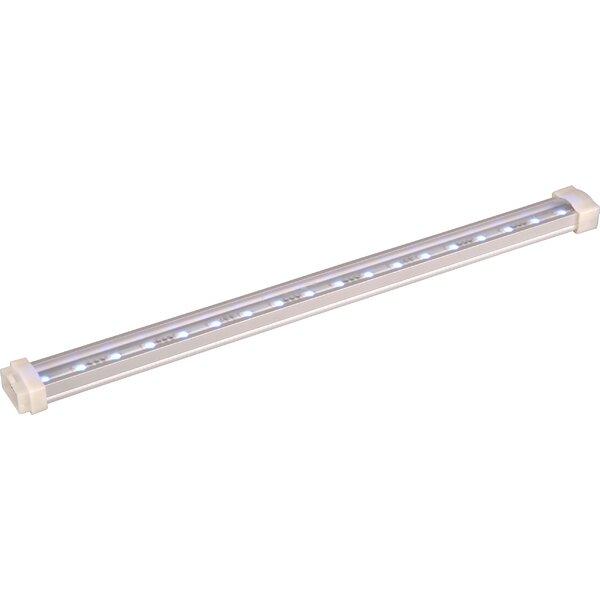 Burren Brushed Aluminum LED Tape Light by Latitude Run