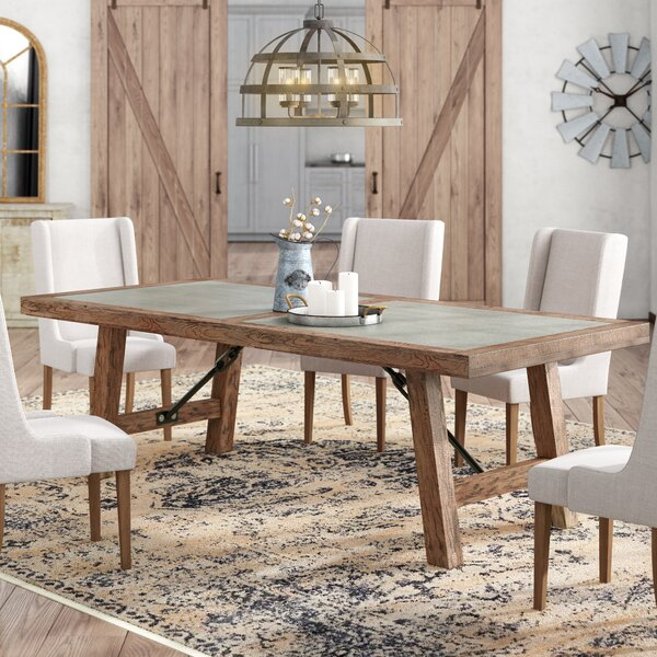 Adrik Dining Table by Birch Lane™ Heritage