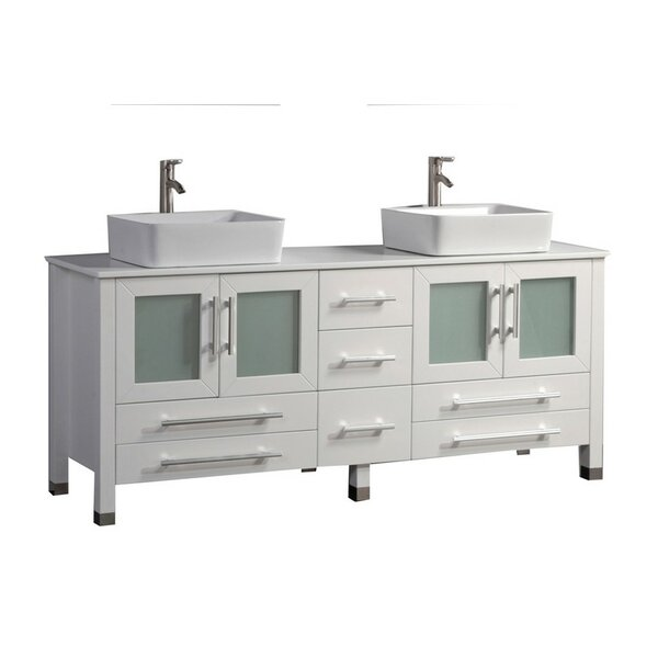 Govea 61 Double Bathroom Vanity Set by Ivy Bronx