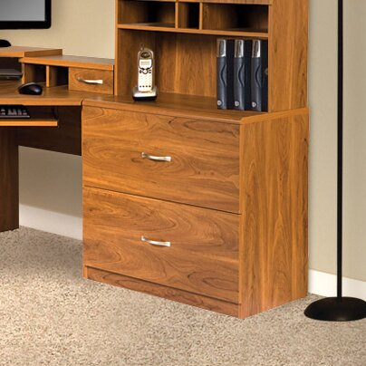 Lewisville 2 Drawer Filing Cabinet by Red Barrel Studio