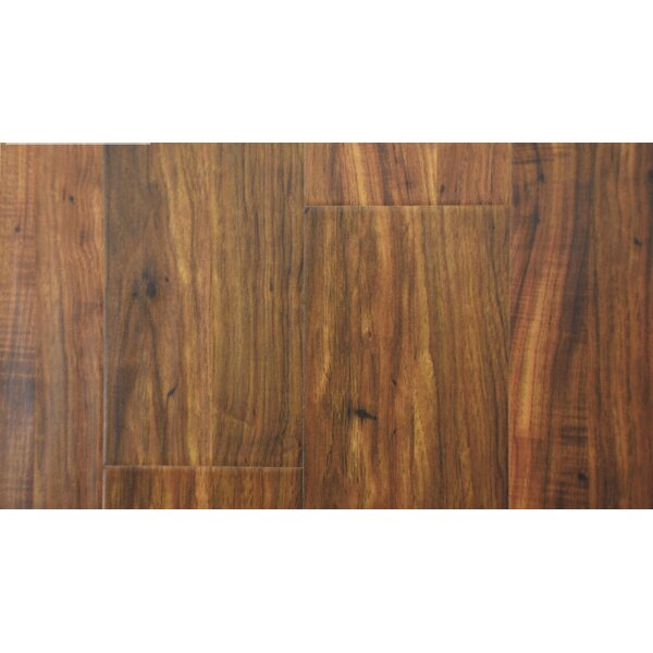 Cottage 6.5 x 48 x 12mm Various Laminate Flooring in Pecan by All American Hardwood