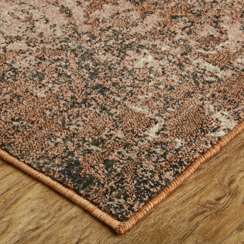 Patina Vie Cloisters Blush Pink And Ivory Area Rug