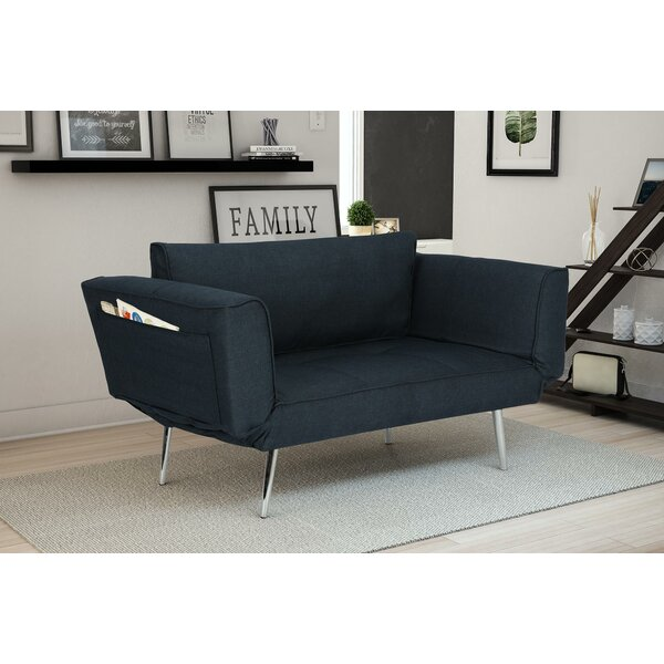 Euro Convertible Sofa by Novogratz
