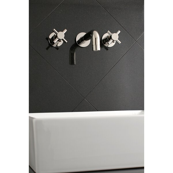 Concord Wall Mounted Bathroom Faucet