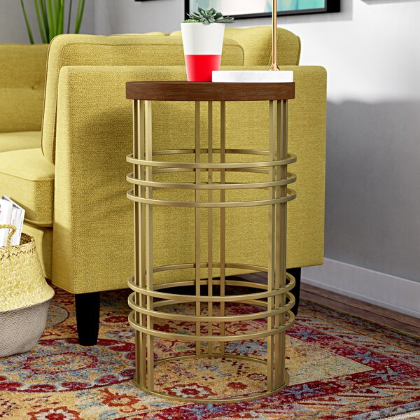 Sailer Accent End Table by Wrought Studio