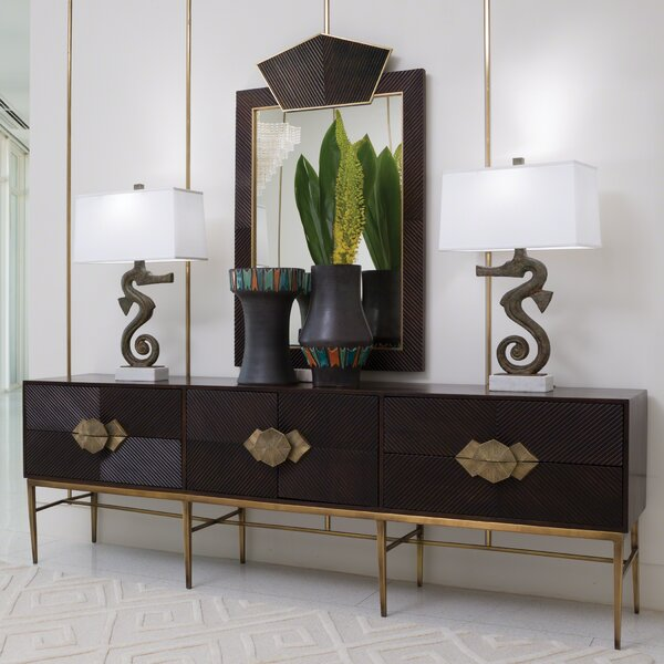 Galapagos 4 Drawer Accent Cabinet by Global Views