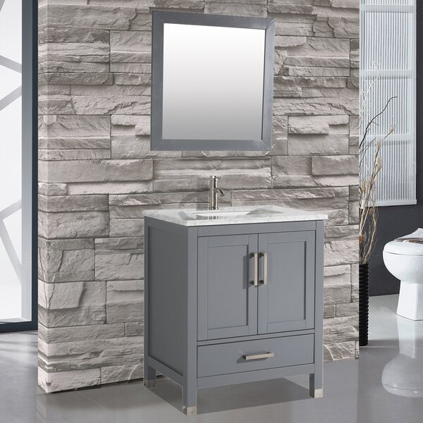 Denault 30 Single Sink Bathroom Vanity by Brayden Studio