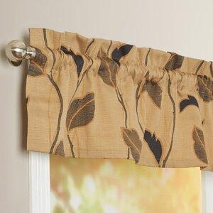 Gwendolyn Leaf and Vine 50 Curtain Valance