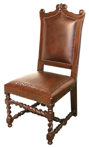 Diego Side Chair (Set of 4) by New World Trading