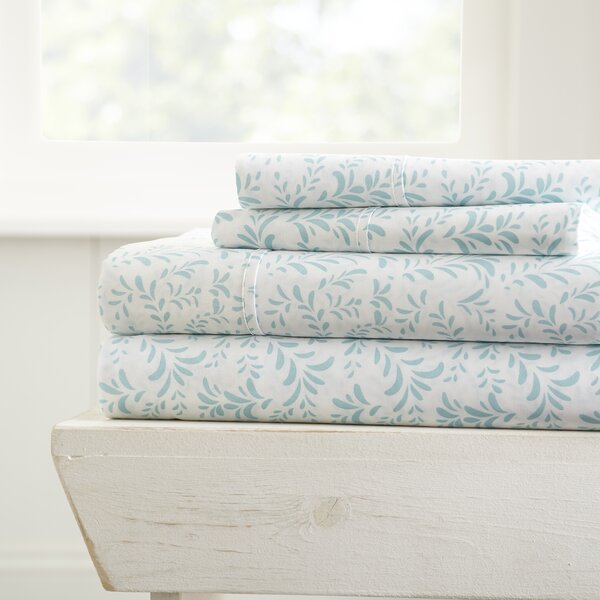 Plainsboro Premium Printed Sheet Set by Gracie Oaks